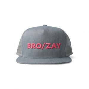 Spider Pig Snapback in BRO/ZAY - Front